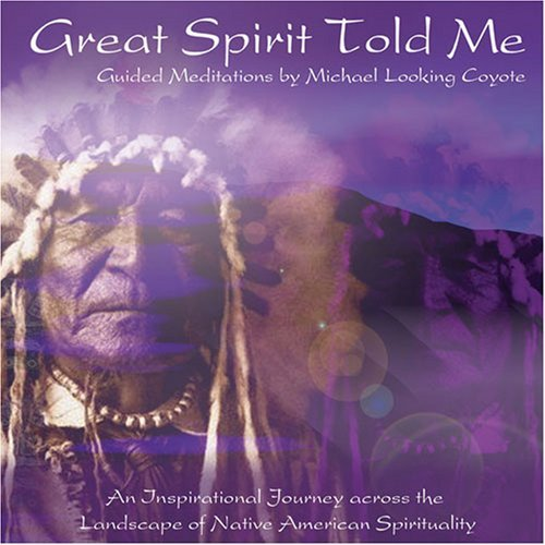 Great Spirit Told Me CD Paradise Music Native Indian