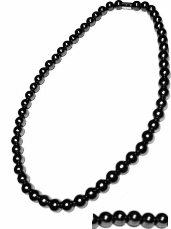 Hematite Necklace Magnetic Jewellery