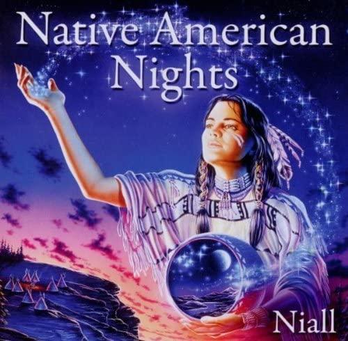 Native American Nights by Niall (2010) Audio CD Niall