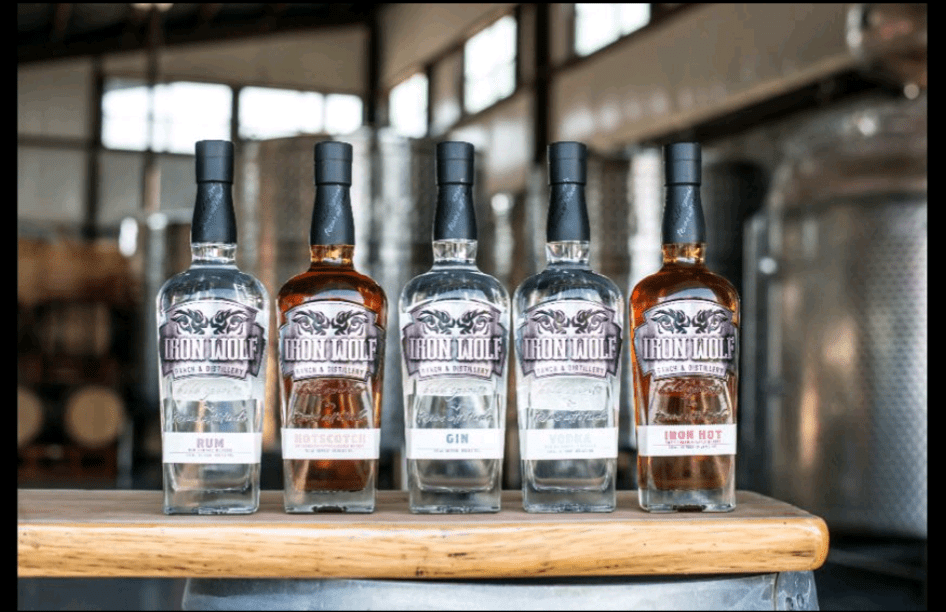 Iron Wolf Ranch & Distillery – opened Sept 16th