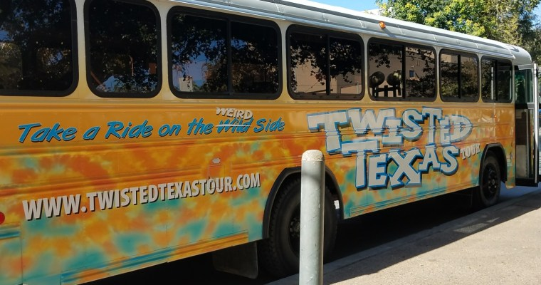 """Get on the live music """"Brunch Bus"""" by Texas Twisted Tour"""