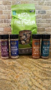 Fire and Flavor products