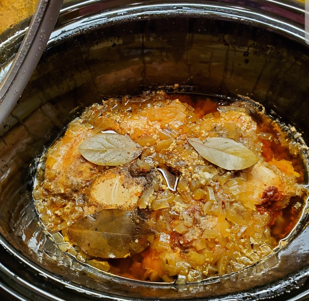 Slow Cooker EVERYTHING Chicken