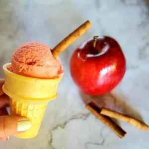 Apple Cinnamon Ice Cream