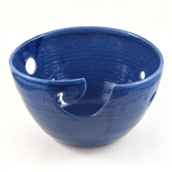 Dawn Whitehand Yarn bowl
