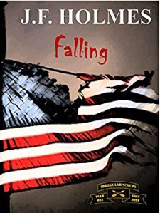 Book Cover: ZK: Falling by J.F. Holmes