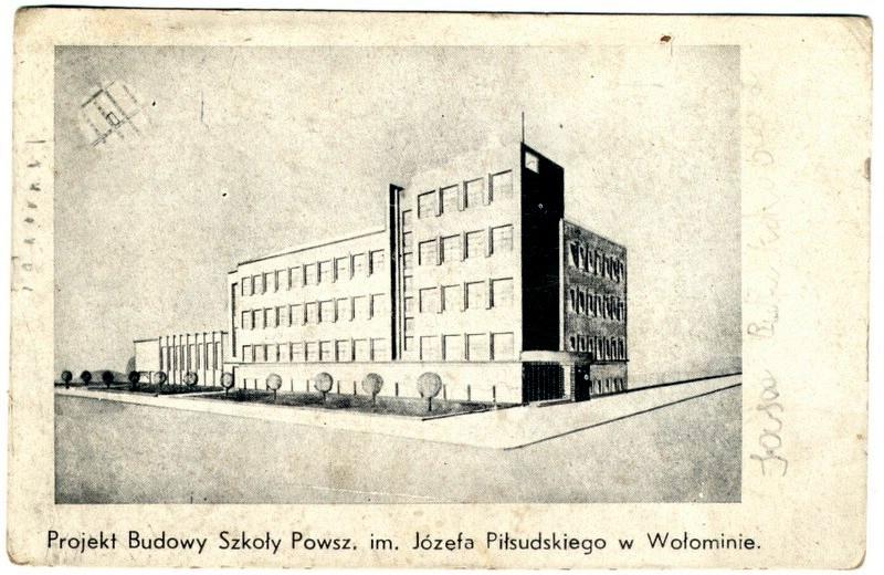 szkoła im. Piłsudskiego