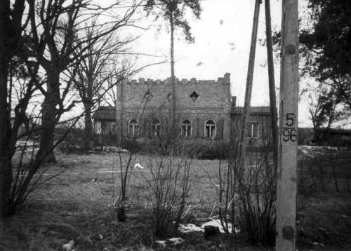 Dom pana Dutowa, 1999 r.