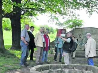 Der Heilige Born versorgte einst das Dresdner Schloss mit Trinkwasser.