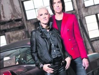 Schwedisches Erfolgs- tandem: Marie Fredriksson und Per Gessle