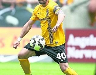 Cristian Fiel gibt im Rahmen der SZ-Fan-WM am Sonntag ab 15 Uhr Autogramme. Foto: Picture Point