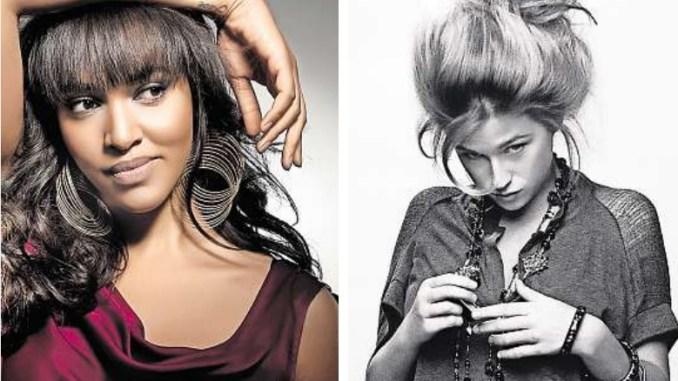 Cassandra Steen hat ein neues Album. Star in Frankreich und Benelux: Selah Sue. Fotos: PR