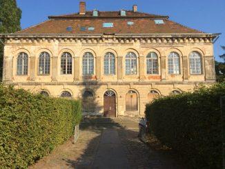 Schloss Übigau öffnet sonst verschlossene Pforten für interessierte Besucher. Foto: PR