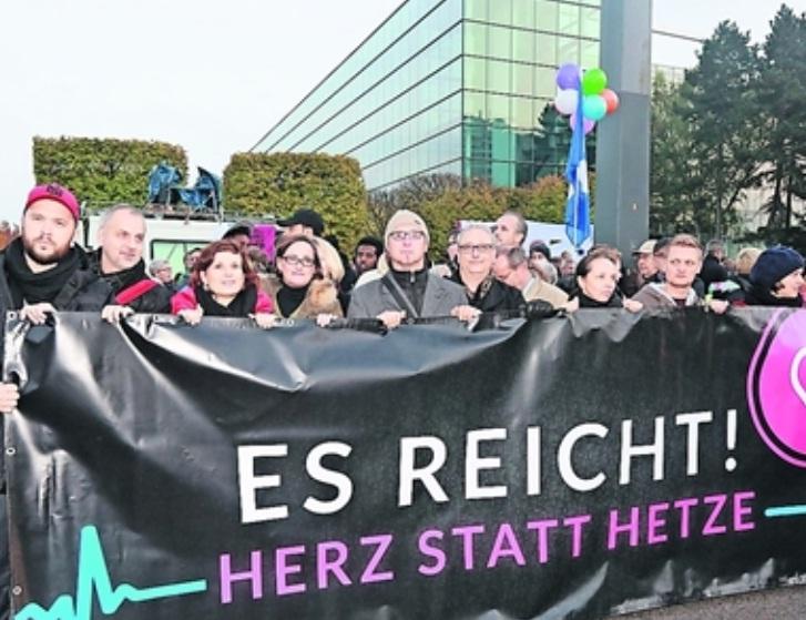 """Akteure hoffen auf viele Teilnehmer bei """"Herz statt Hetze"""""""