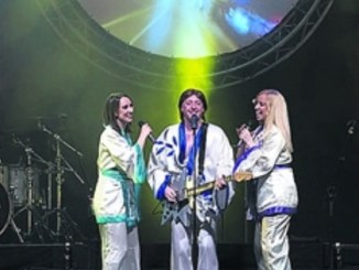 Die Show bietet auch die typische ABBA-Optik. Foto: PR