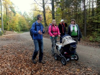 Wandern mit der ganzen Familie: Passende Routen bietet der Verein.