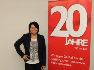 Julia Wengerek, Leiterin der Filiale Dresden. Foto: PR