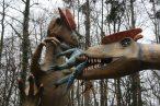 Im Saurierpark warten über 200 Dinosaurier. Foto: Franziska Sommer