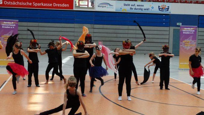 Auf den Kinder- und Jugendspielen Anfang Juni wird es bunt und elegant zugehen. Foto: privat
