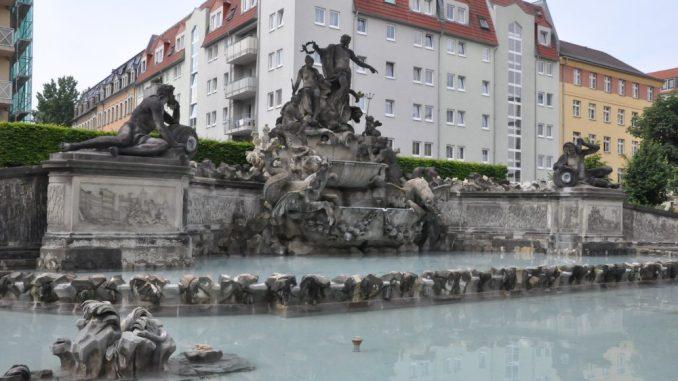 Das Krankenhaus Dresden Friedrichstadt. Foto: Una Giesecke