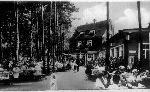 Café Waldesruh in den 1930ern Foto: privat