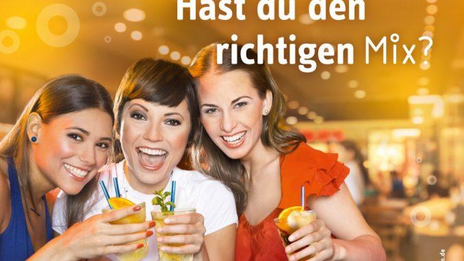Margon lädt in diesem Sommer alle Mix-Fans zum Rezeptwettbewerb ein. Foto: Margon Brunnen GmbH