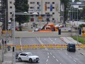 Flutschutz Dresden Probe