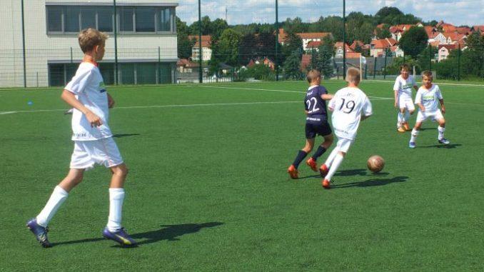 Kleine Fußballer kommen hier ganz auf ihre Kosten. Foto: PR