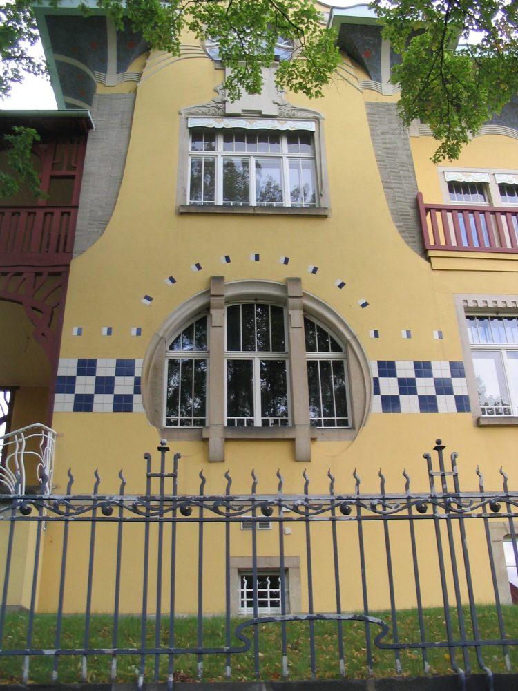 Auf zur Igel-Stadtpartie: durch das Villenviertel in Dresden-Plauen
