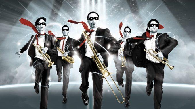 Das Brassballett ist bei den Jazztagen Dresden im November zu Gast. Foto: PR