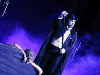 Das Phantom der Oper kommt im Februar in den Alten Schlachthof. Foto: PR