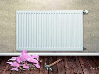 Wer es im Winter gern warm hat, sollte dann genau auf die Abrechnung schauen. Foto: Verbraucherzentrale