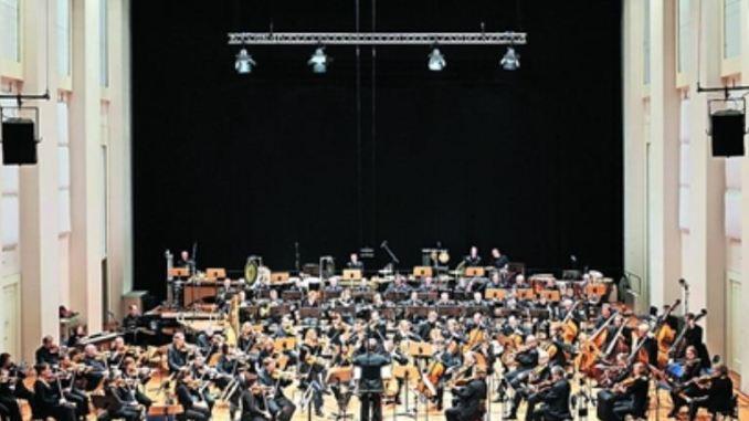Zur Eröffnung (19.10., 20 Uhr) spielt das MDR-Sinfonieorchester. Foto: PR