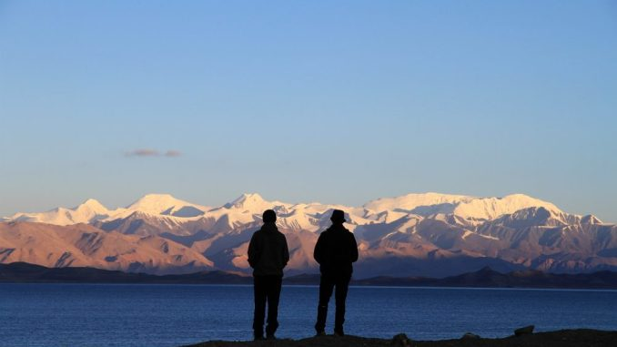 Eine Reise durch Zentralasien. Foto: PR