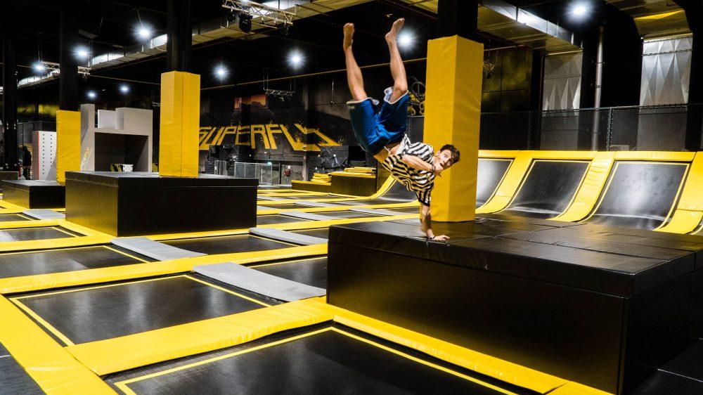 Trampolinpark Superfly sichert sich Standort in Dresden
