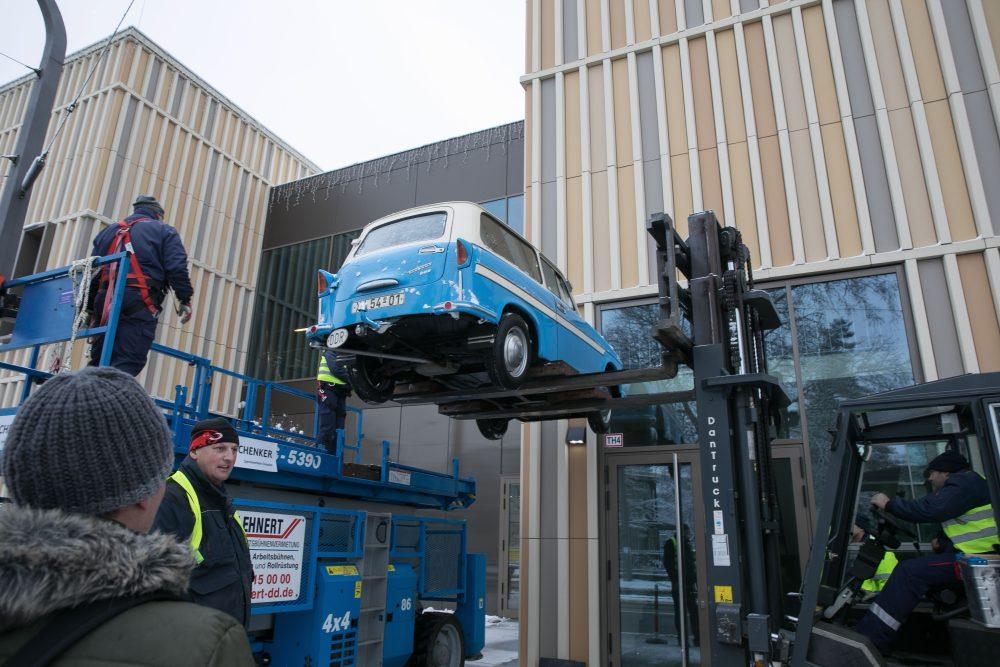 DDR-Museum zieht ins Hochhaus am Dresdner Albertplatz