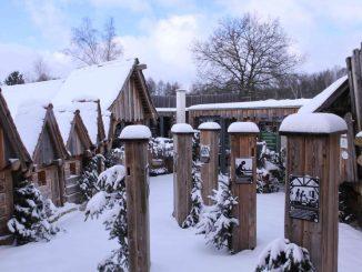 Tolle Winterferienerlebnisse warten im Steinreich auf die Gäste. Foto: PR