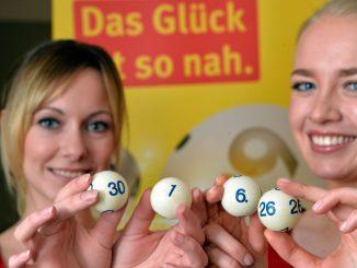 Diese Lottozahlen wurden im vergangenen Jahr am häufigsten gezogen. Foto: PR