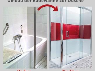 Der Umbau des Badezimmers kann sogar gefördert werden. Foto: PR