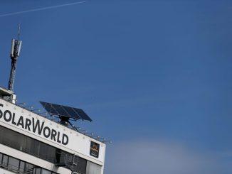 Die Unternehmenszentrale der Solarworld AG in Bonn. Foto: Oliver Berg/Archiv
