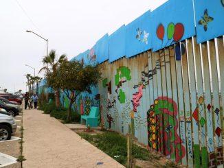 Grenzzaun zwischen Mexiko und den USA. Foto: Luis Alonso Pérez/Archiv