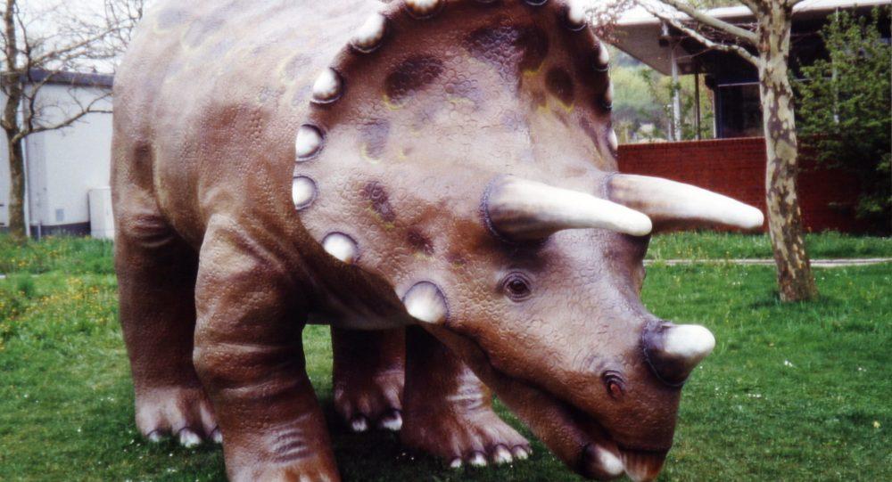 In Dresden den Dinos auf der Spur