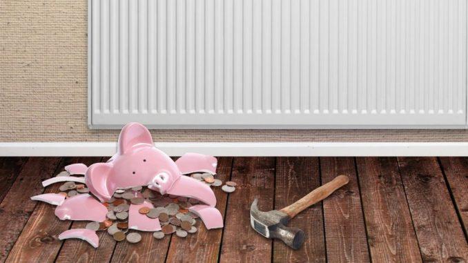 Fürs Wohnen das Sparschwein knacken? Ob das so ist soll eine Befragung an Mietern in Dresden beantworten. (Foto: Verbraucherzentrale Sachsen)