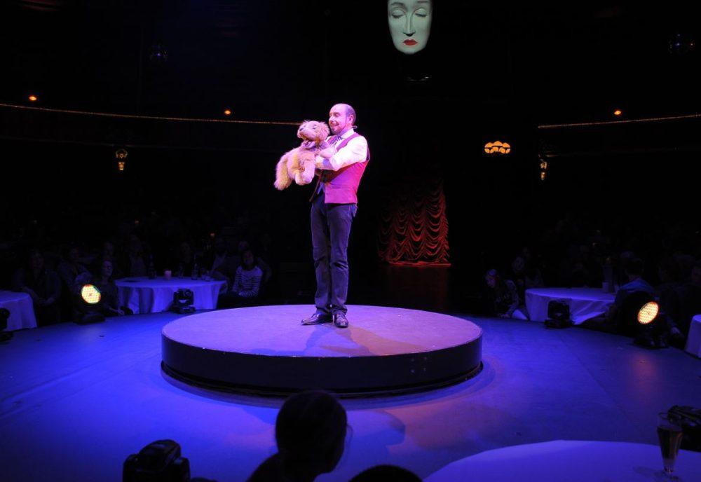 Verlosung: Neue Show in den Unterirdischen Welten