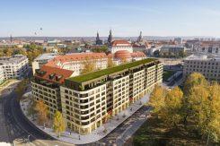 Trotz vieler neuer Wohnungen steigen die Mieten in der Stadt weiter an. // Foto: Kunzberg GmbH