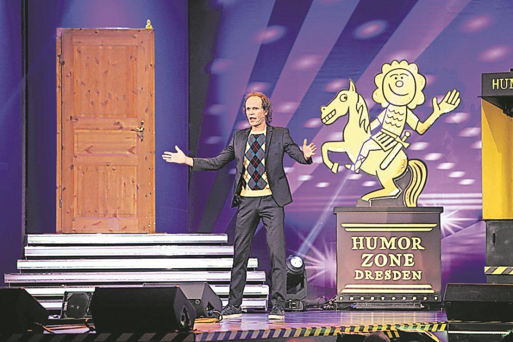 HumorZone Dresden 2018