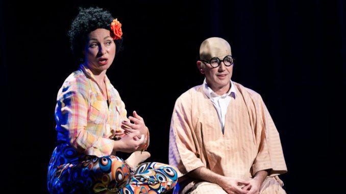 GemeinZahm in die Nacht mit Christina Kraft und Thomas Schuch. Foto: Kabarett Breschke & Schuch