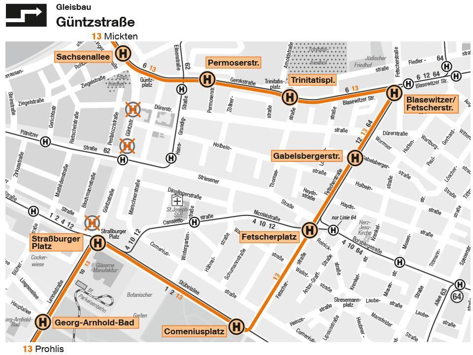 Fahrplan Kvb Linie 13