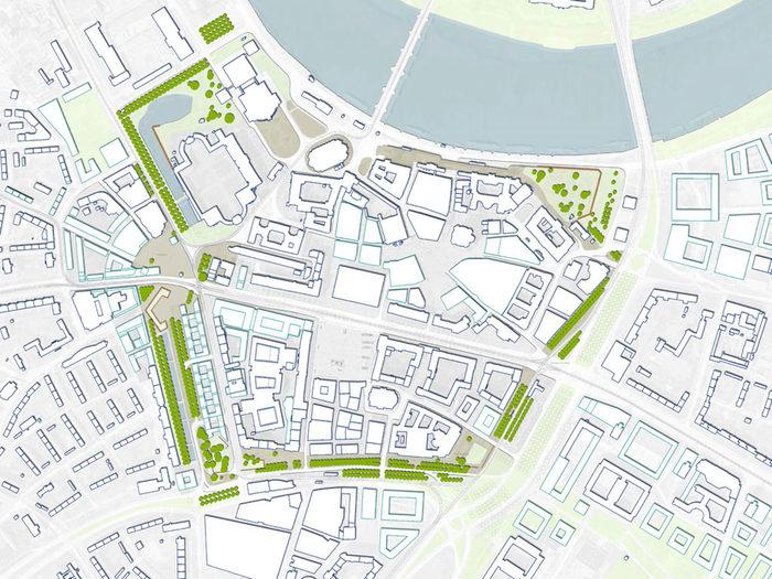 Baubeginn am Westlichen Promenadenring