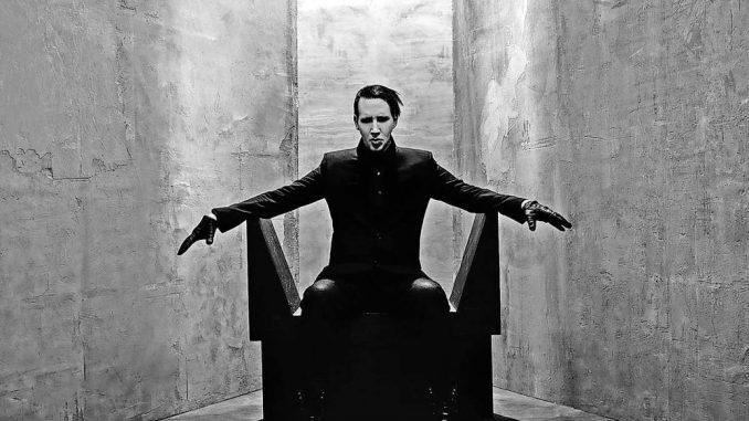Marilyn Manson gilt vor allem im konservativ geprägten Amerika als Enfant Terrible.